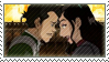 Com TheBlackKalico- Varrick x Asami Stamp by LeenaGaliffi
