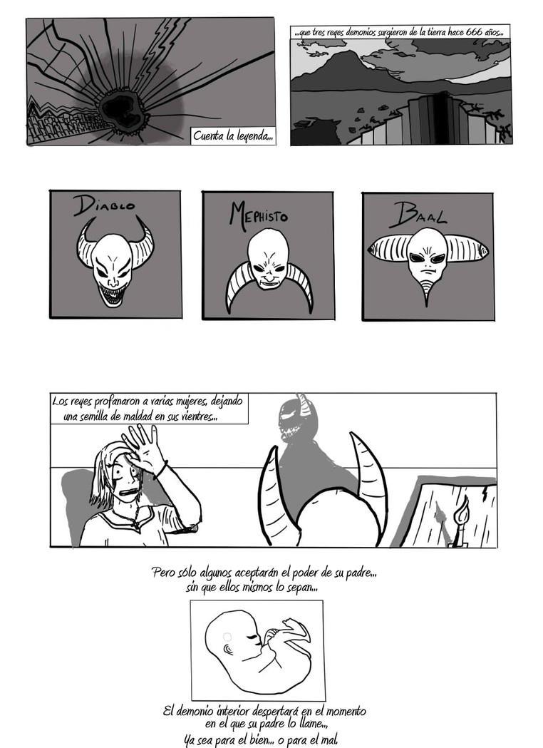 Los hijos de la osc. - Prologo by xKaelliSx