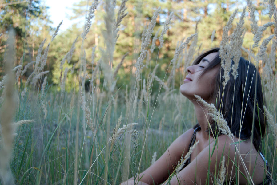 Wind. Freedom by aseneta