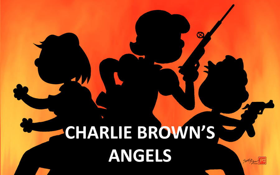 Charlie Brown's Angels by ginger-roots