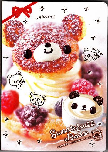 panda x bear desert by tristan19019