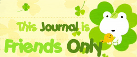 this journal is friends only by tristan19019