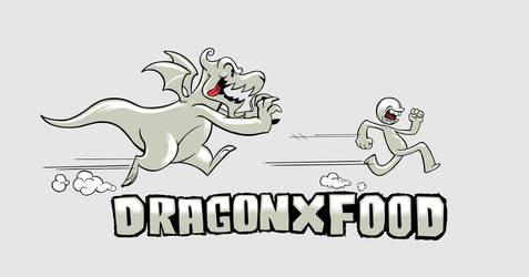 Dragon X Food by Bourrouet