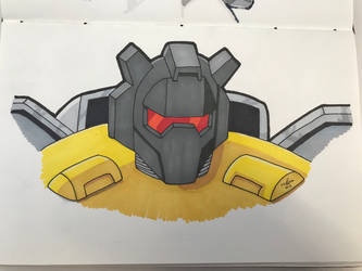 Grimlock by FGHStudio