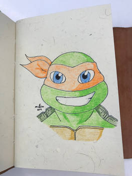 Michaelangelo sketch