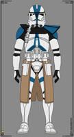 501st Legion - Commander Vill