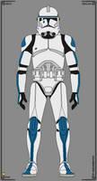 ''Tup'' - 501st Legion