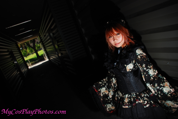 Lolita Tunnel Vision by MyCosPlayPhotos