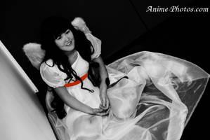 Angel Orange Belt