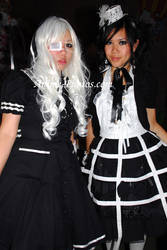 Lolita HK Goth Party