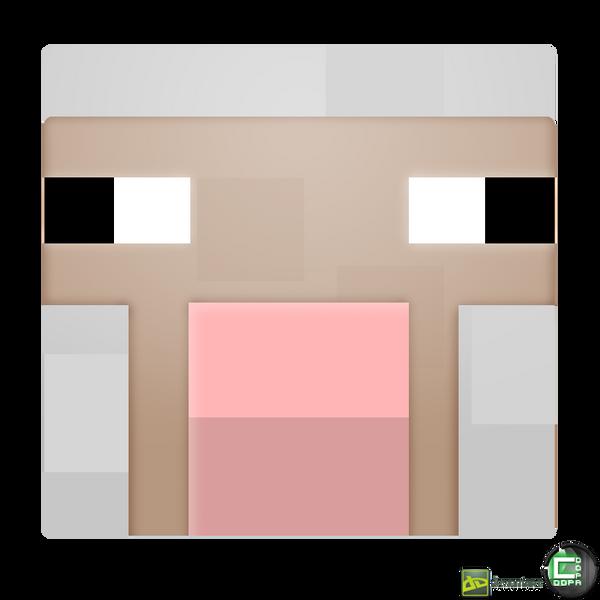Minecraft Sheep Wallpaper