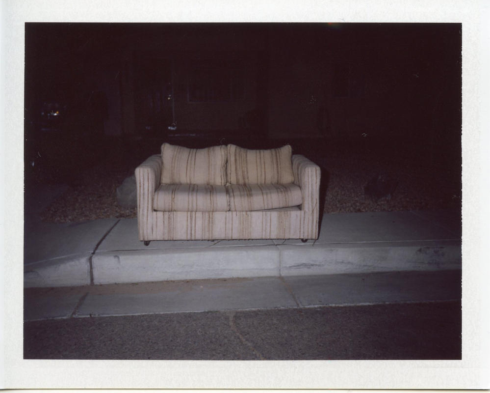 Outdoor Sofa by Cadha13