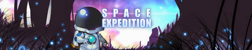 SPACE EXPEDITION RELEASE! by As-Pic