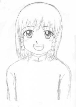 Tamiko Sketch