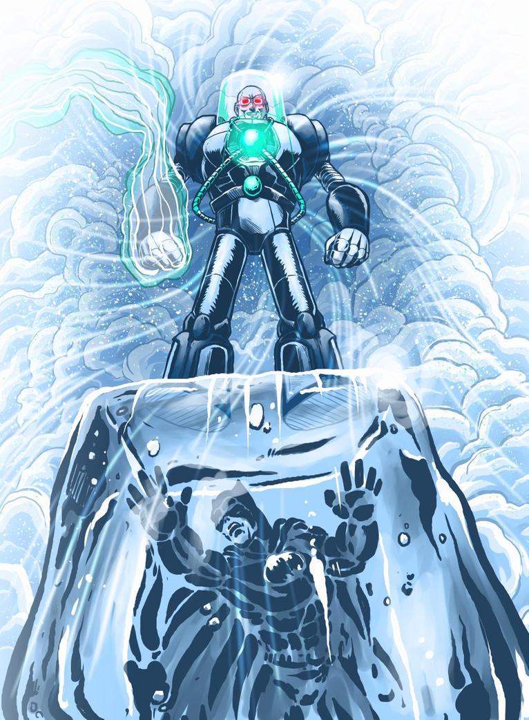 Mr. Freeze by BlotchComics