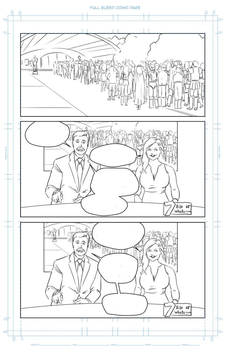 Page1 by BlotchComics