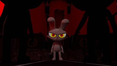 Bloody Bunny Fan-art by BloodyTroP1K