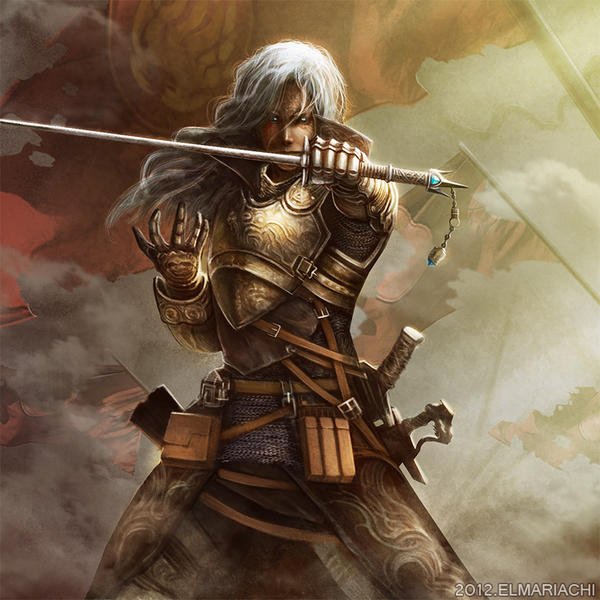Warrior By Real Elmariachi On Deviantart