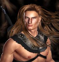 Warrior by Kath-13