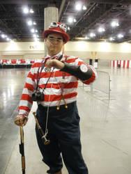 Steampunk Waldo
