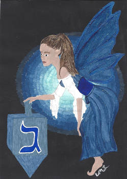 Hanukkah Fairy