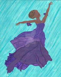 Fynn- Ballerina Mermaid