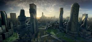City Design 1 by Datamonkey-ultima