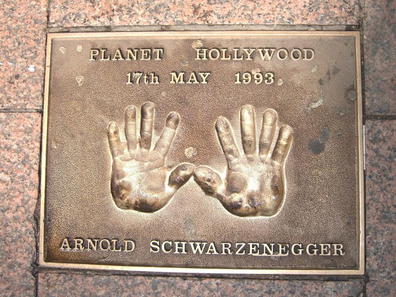 """Arnie"" Schwarzenegger Arnold_Schwarzenegger_by_whiteniger"