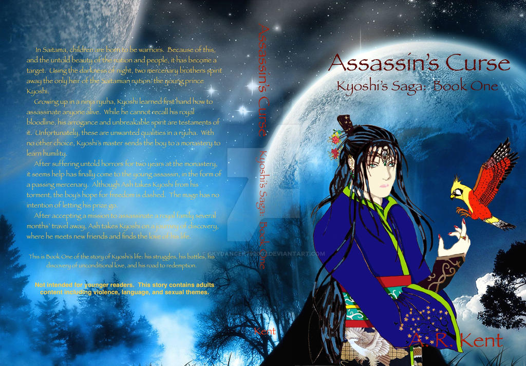 Assassin's Curse Cover