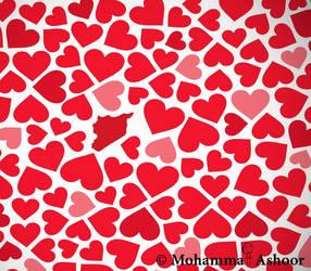 Love You Syria , Valentine's day