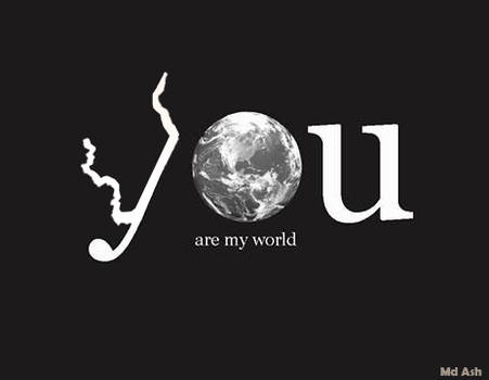 Syria You are my world