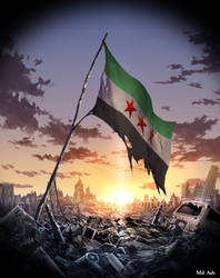 Stand up Syria