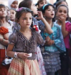 Story of Worood the Little Syrian Schoolgirl