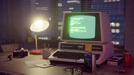 Vintage workspace v2