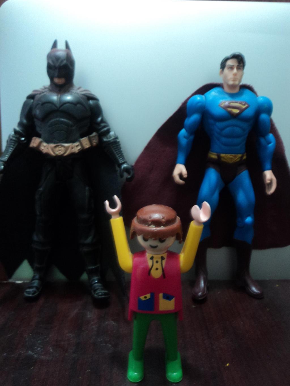 Batman v superman dawn of playmobil by dualitynoir on - Batman playmobil ...