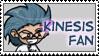 Kinny Stamp by AlexisRoyce
