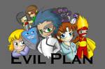 Evil Plan Chibi Cast