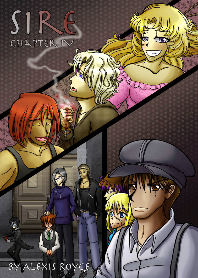 Sire Chapter 4 Cover