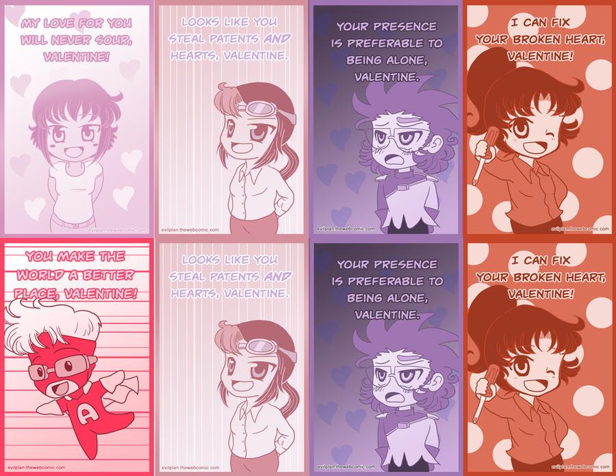 Valentine's Sheet by AlexisRoyce