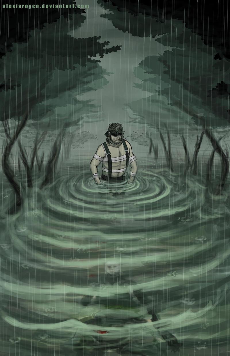 The Sorrow by AlexisRoyce