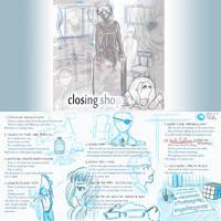 Closing Shop Season One Soundtrack by AlexisRoyce