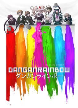 Danganrainbow Artbook Cover