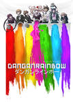 Danganrainbow Artbook Cover