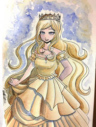Princess by AlexisRoyce