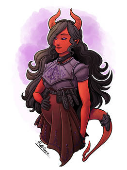 Tiefling Commission