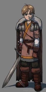 Porcupine Knight