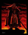 Vigilance - Black Knight