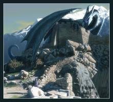 The Dragon by treijim