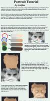 Tutorial - Portraits in PSP9