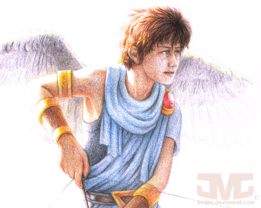Icarus The Kid By Treijim
